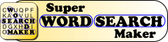 Super Word Search Maker Logo